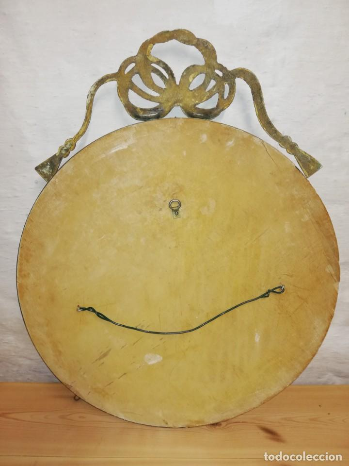 Antigüedades: Espejo vintage lazo - Foto 3 - 155629226