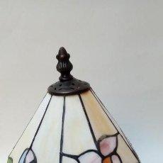 Antigüedades: LAMPARA DE MESA. Lote 155646550