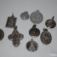 Antigüedades: LOTE DE MEDALLAS. Lote 155685086