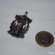 Antigüedades: MEDALLA N . SEÑORA DEL PILAR. Lote 155686334