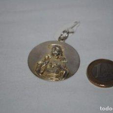 Antigüedades: MEDALLA DEL CORAZON DE JESUS . Lote 155690126