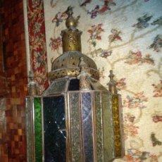 Antigüedades: FAROL MARROQUI. Lote 155697094