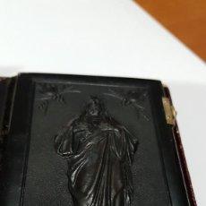 Antigüedades: ESPECTACULAR DEVOCIONARIO. Lote 155702398