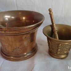Antigüedades: PRECIOSO LOTE DE ALMIREZ ANTIGUOS. Lote 155703314