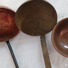 Antigüedades: BONITO LOTE E CASOS RÚSTICOS. Lote 155704778