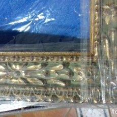 Antigüedades: EXCELENTE MOLDURA DE BUENA CALIDAD. PARA 27X19 (P3). A ESTRENAR.. Lote 102118611