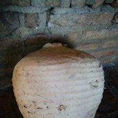 Antigüedades: ÁNFORA TRIANA XVI. BOCA ROTA. Lote 155719486