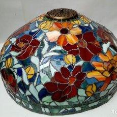Antigüedades: PANTALLA TIFFANY -. Lote 155739962