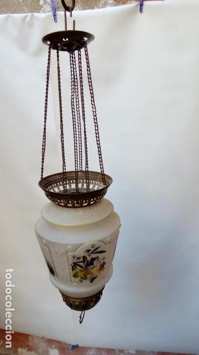 Antigüedades: farol a vela - - Foto 2 - 155595198