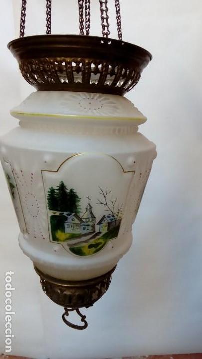 Antigüedades: farol a vela - - Foto 3 - 155595198