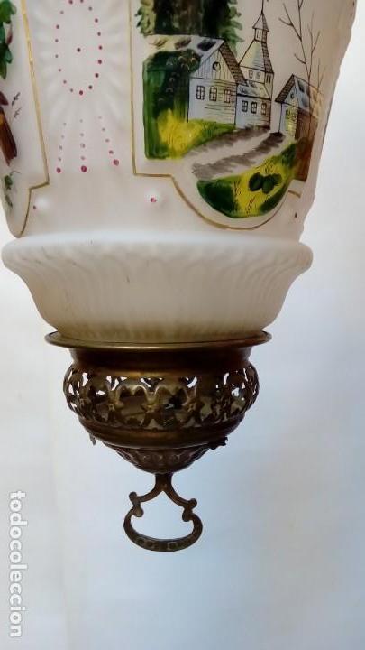 Antigüedades: farol a vela - - Foto 5 - 155595198