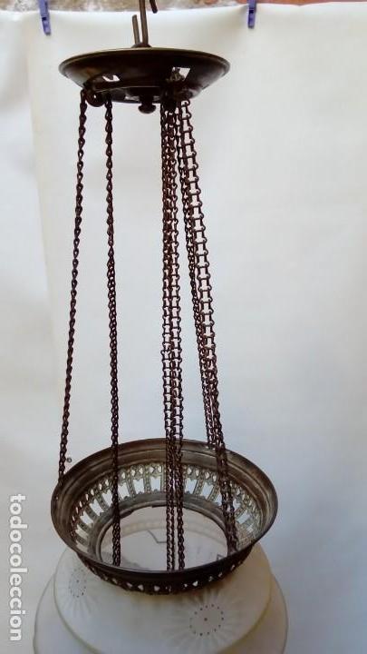 Antigüedades: farol a vela - - Foto 6 - 155595198