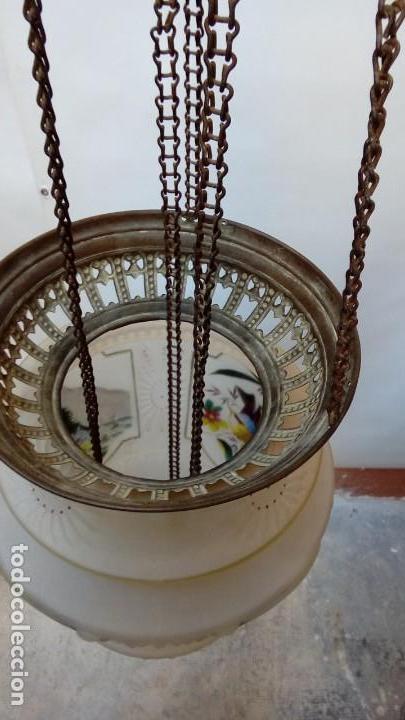 Antigüedades: farol a vela - - Foto 8 - 155595198
