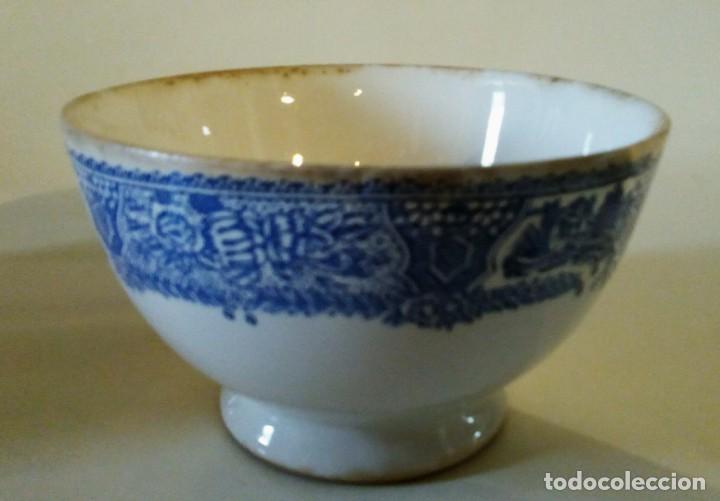 Antigüedades: DOS TAZONES DE VARGAS SEGOVIA - Foto 6 - 155751842
