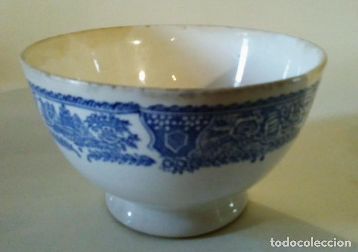 Antigüedades: DOS TAZONES DE VARGAS SEGOVIA - Foto 7 - 155751842