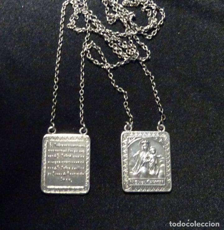 5b9422d03ce Medalla escapulario