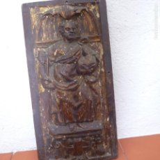 Antigüedades: TABLA ANTIGUA RELIGIOSA. Lote 142915970