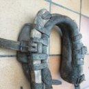 Antigüedades: COLLERA, COLLAR, HORCATE PARA CABALLERÍA. Lote 147172450