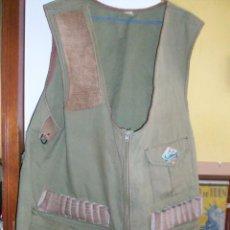 Antigüedades: CHALECO DE CAZA-VENATOR-TALLA 6. Lote 155908702