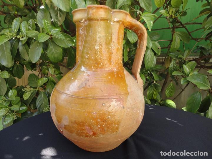 Antigüedades: Alfarería andaluza: Azumbre de Ubeda - Foto 7 - 155915706