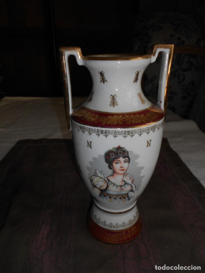 Antigüedades: Jarron - Foto 2 - 155933258