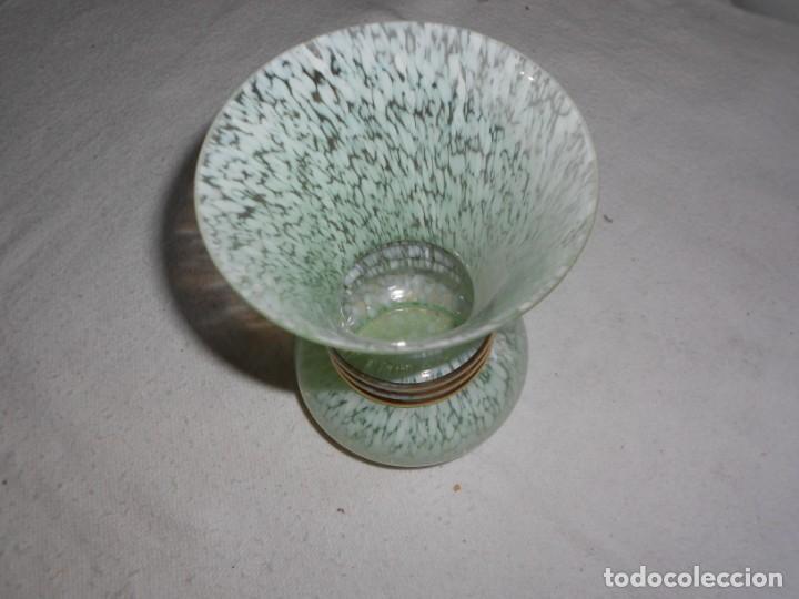 Antigüedades: Florero Vintage - Foto 3 - 155944714