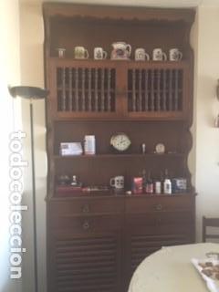 MUEBLE DE MADERA (Antigüedades - Muebles Antiguos - Aparadores Antiguos)