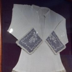 Antiquités: BLUSA MONAGUILLO. Lote 155973346