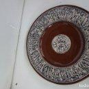 Antigüedades: PLATO DE CERÁMICA INGLESA DE MEDIADOS DEL SIGLO XX. Lote 155973554