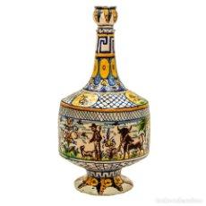 Antigüedades: JARRON DE TRIANA. Lote 155992050