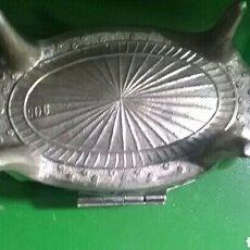 Antigüedades: PEQUEÑO JOYERO DE CALAMINA ARTDECÓ. Lote 155995412