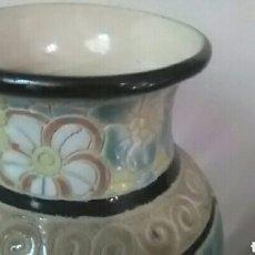 Antigüedades: PAREJA DE JARRONES DE 1930, QUIZÁS SATSUMA. Lote 156000797