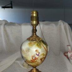 Antigüedades: LÁMPARA DE MESA SUIMA. Lote 156044205
