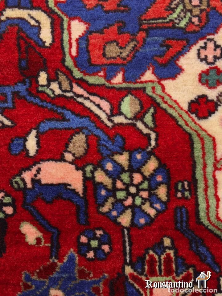 Antigüedades: Especial alfombra Wahire Nahavand del norte de Persia - Foto 2 - 156067774
