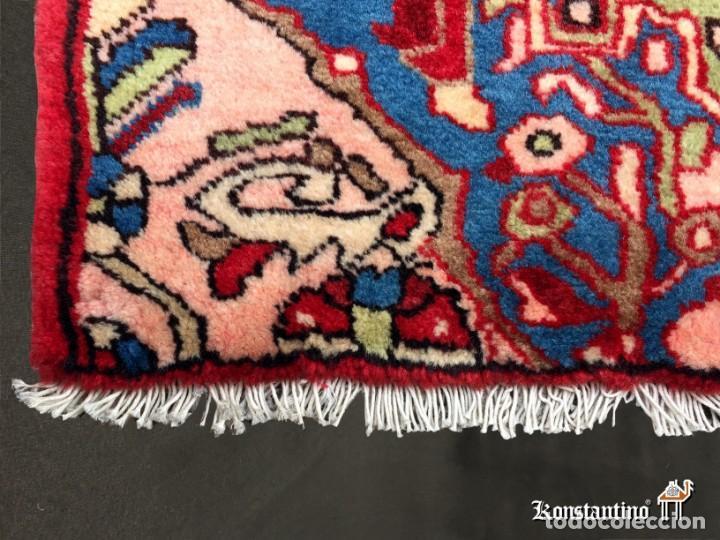 Antigüedades: Especial alfombra Wahire Nahavand del norte de Persia - Foto 3 - 156067774