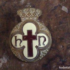 Antigüedades: PLACA RELIGIOSA 8CMX6CM. Lote 156159814