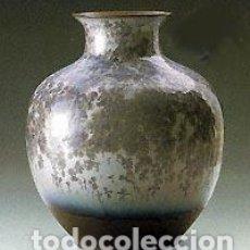 """Antigüedades: REF: 01005512.4 """"JARRÓN PRIMAVERA PLATA"""" LLADRÓ. Lote 156200513"""
