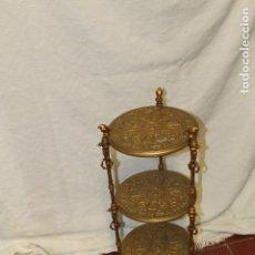 Antigüedades: MESA VELADOR PARA TARTAS AÑOS 20-30. Lote 156267678