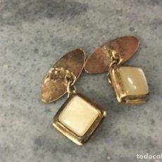 Antigüedades: ANTIGUOS GEMELOS. Lote 156490402