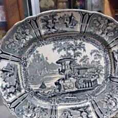 Antigüedades: FUENTE DE SARGADELOS SERIE GONDOLA. Lote 156527424