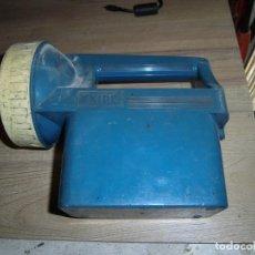 Antigüedades: LINTERNA DE PLASTICO EXIDE. Lote 156551954