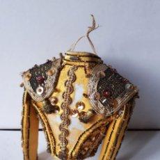 Antigüedades: CHAQUETILLA DE TORERO MINI . Lote 156557658