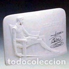 """Antigüedades: REF: 01017601 """"PLACA SOCIEDAD DE COLECCIONISTAS"""" LLADRÓ. Lote 156585502"""