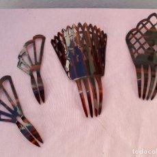 Antigüedades: PEINETAS. Lote 156586470