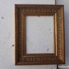 Antigüedades: MARCO DORADO. Lote 156591998