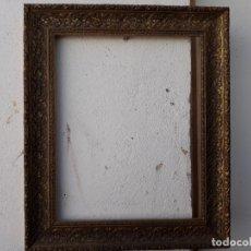 Antigüedades: MARCO DORADO. Lote 156592142