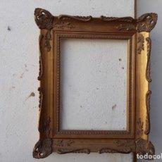 Antigüedades: MARCO DORADO. Lote 156592190