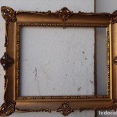 Antigüedades: MARCO DORADO. Lote 156592382