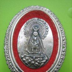 Antigüedades: FIGURARÁ RELIGIOSA DE VIRGEN. Lote 156605686