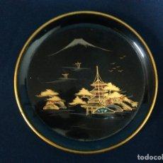 Antigüedades: PLATO LACA CHINA. Lote 156639086